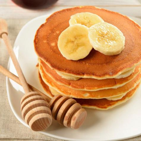 Pancakes Me Vromi